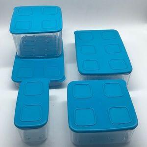 Tupperware  Refrigerator Storage and organization
